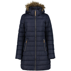 Icepeak Ep Addison Parka Women dark blue